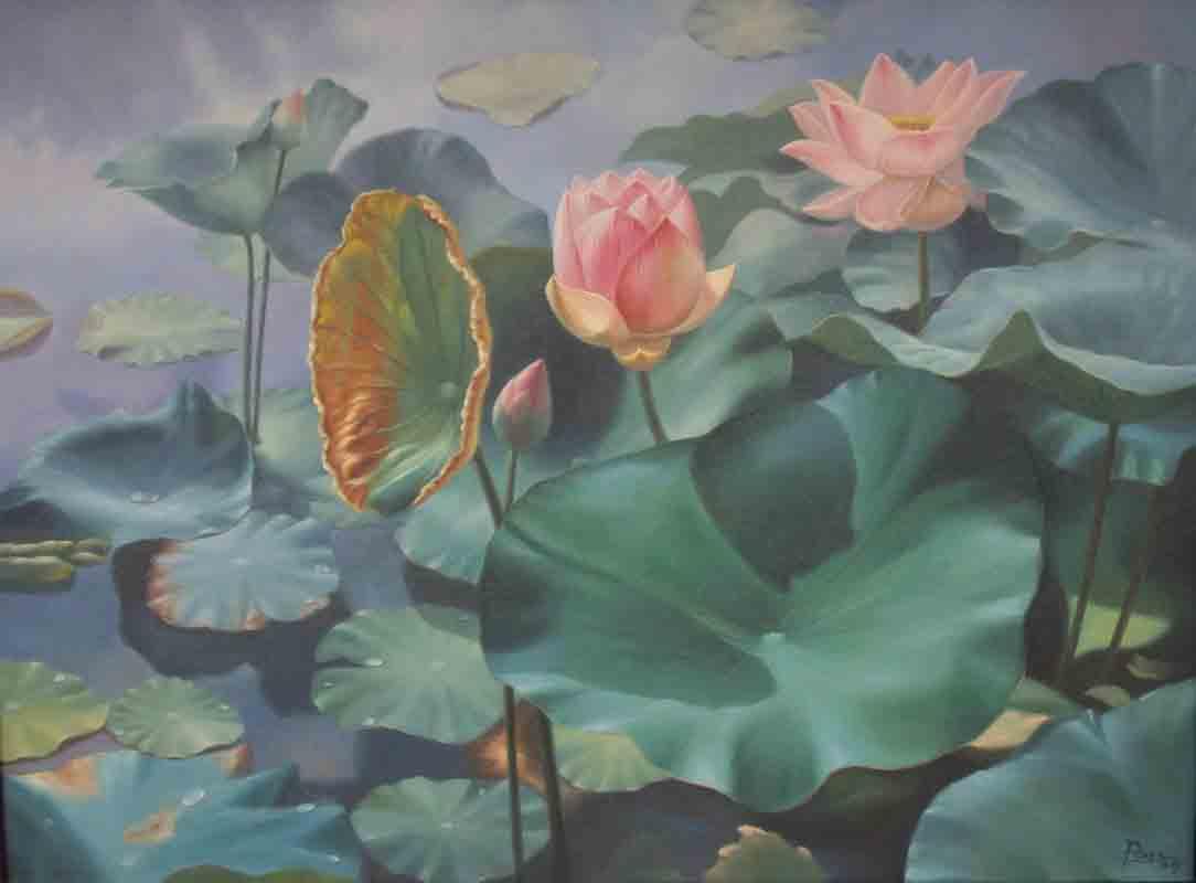 Beautiful flower paintings alt text izmirmasajfo