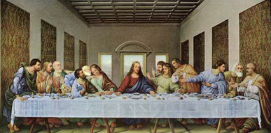 compare and contrast the last supper between leonardo and tintoretto The last supper by leonardo da vinci the last supper restored mona lisa by leonardo da vinci the last judgement (sistine chapel) the creation of adam by michelangelo.